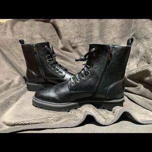 Black Brown 1826 Black Boots